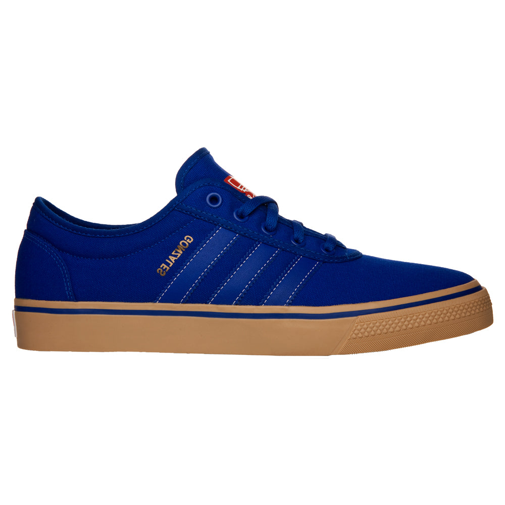 Adidas Gonz Adi Ease satellite/satellite/light red