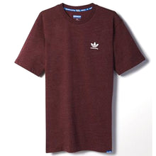 Load image into Gallery viewer, Adidas ADV collegiate burgundy T shirt