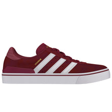 Load image into Gallery viewer, Adidas Busenitz Vulc burgundy/running white