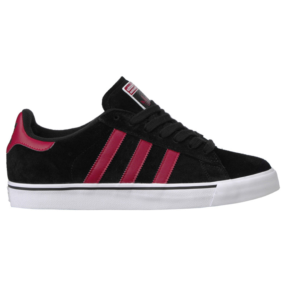 Adidas Campus Vulc black/future red/running white