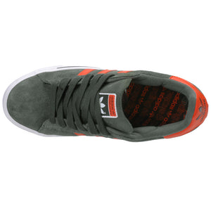 Adidas Campus Vulc fango/radiant orange/running white