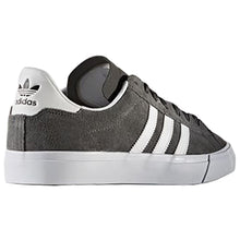 Load image into Gallery viewer, Adidas Campus Vulc II Adv solid grey/running white/running white