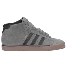 Load image into Gallery viewer, Adidas O'Connor Campus Vulc Mid iron/black/metallic gold