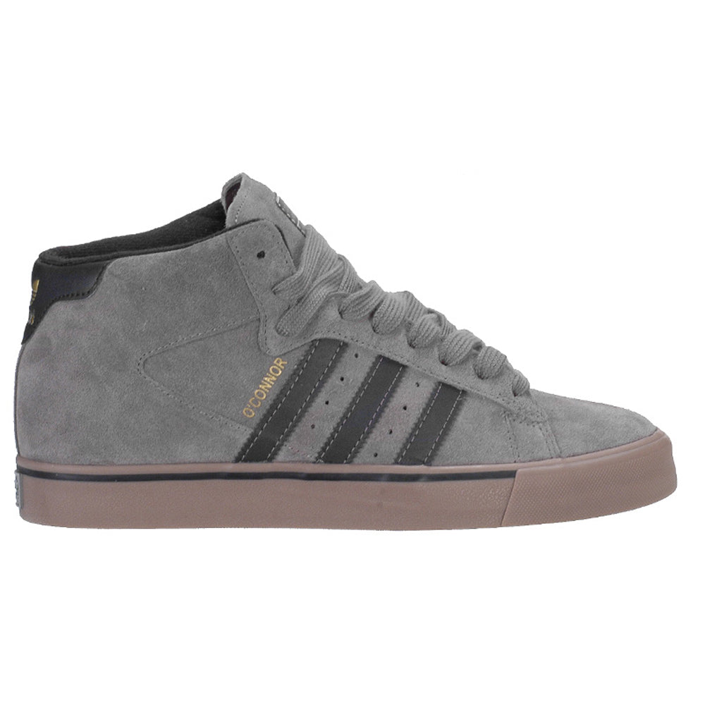 Adidas O'Connor Campus Vulc Mid iron/black/metallic gold