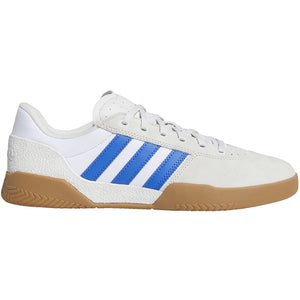 adidas City Cup crystal white/blue/gum