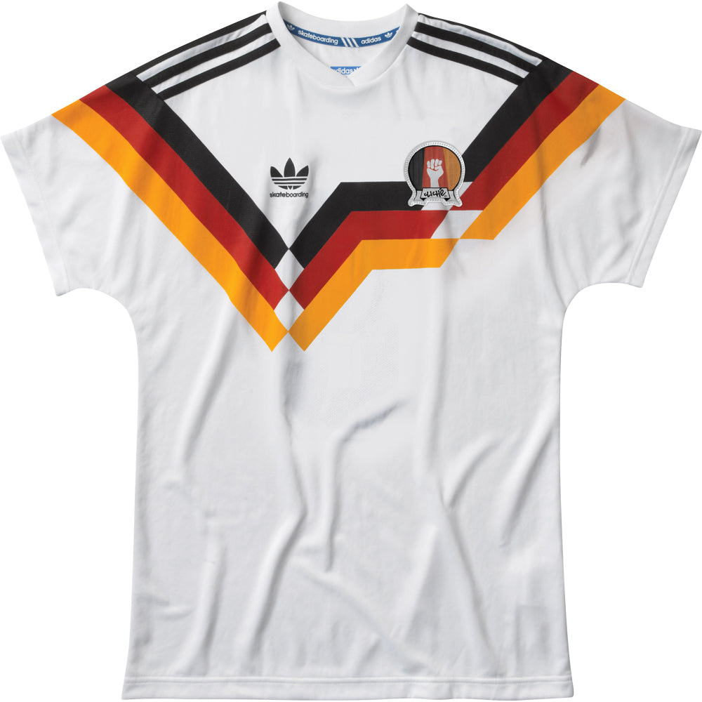 adidas X Cliche Villemin Skate Copa Germany football jersey