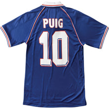 Load image into Gallery viewer, adidas X Cliche Puig Skate Copa France football jersey