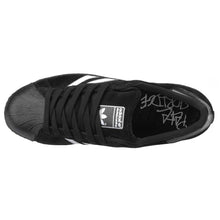 Load image into Gallery viewer, Adidas Eldridge Superstar Skate black/running white/metallic silver