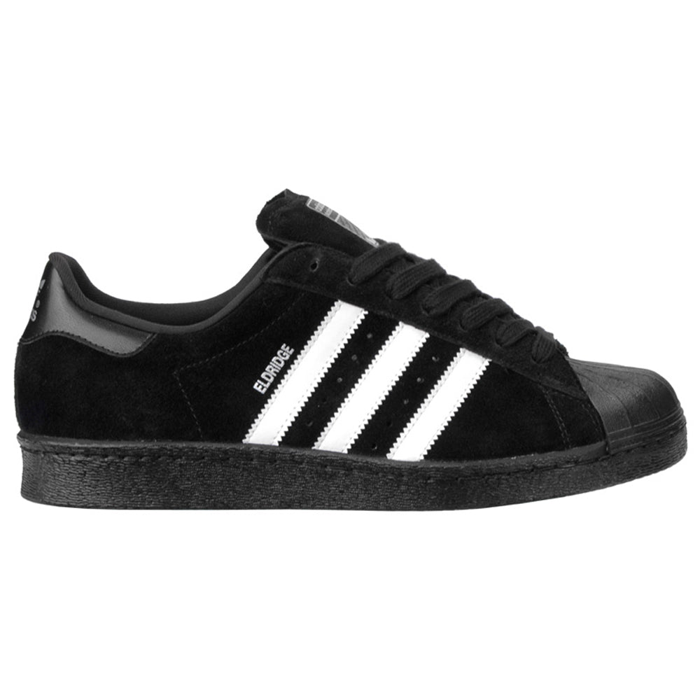 Adidas Eldridge Superstar Skate black/running white/metallic silver