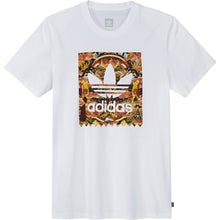 Load image into Gallery viewer, adidas x Evisen BB Fill T shirt white/pale melange/night indigo