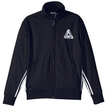 Load image into Gallery viewer, Adidas x Palace Firebird black/white track top
