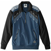 Load image into Gallery viewer, Adidas x Palace Half Zip Track Top rich blue/black jacket