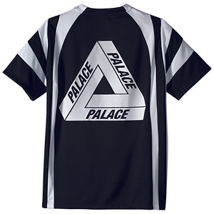 Adidas x Palace Printed black/white T shirt