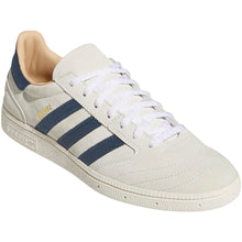 Load image into Gallery viewer, adidas Busenitz Vintage crystal white/legacy blue/chalk white
