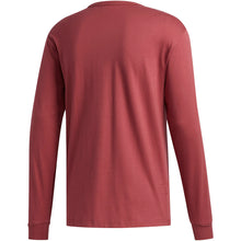 Load image into Gallery viewer, adidas Shmoo Long Sleeve T Shirt legacy red/aluminium