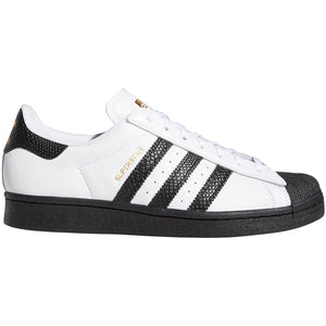 adidas Superstar ADV cloud white/core black/gold metallic