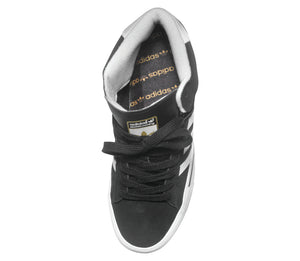 Adidas Campus Vulc Mid black/running white/metallic gold