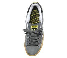 Load image into Gallery viewer, Adidas Campus Vulc mid cinder/running white/vivid yellow
