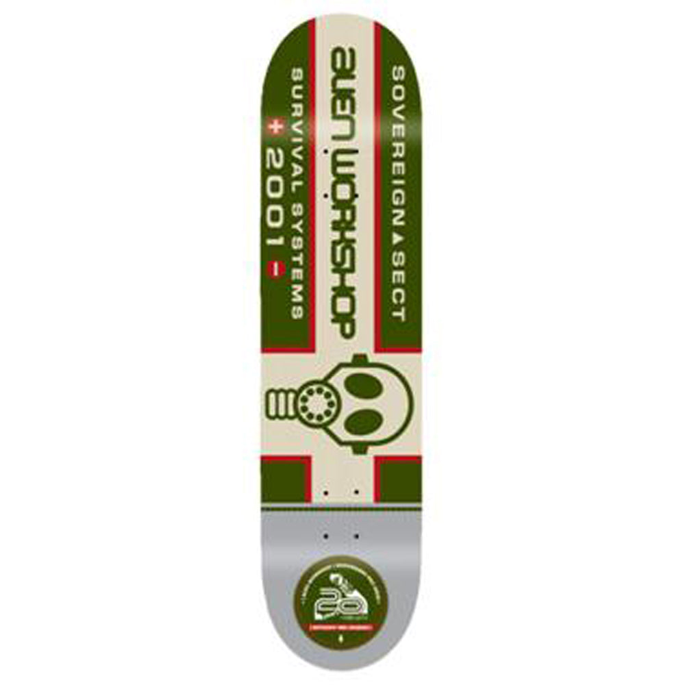 Alien Workshop A.V.E. 20th Anniversary deck