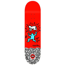 Load image into Gallery viewer, Alien Workshop x Keith Haring Dyrdek deck