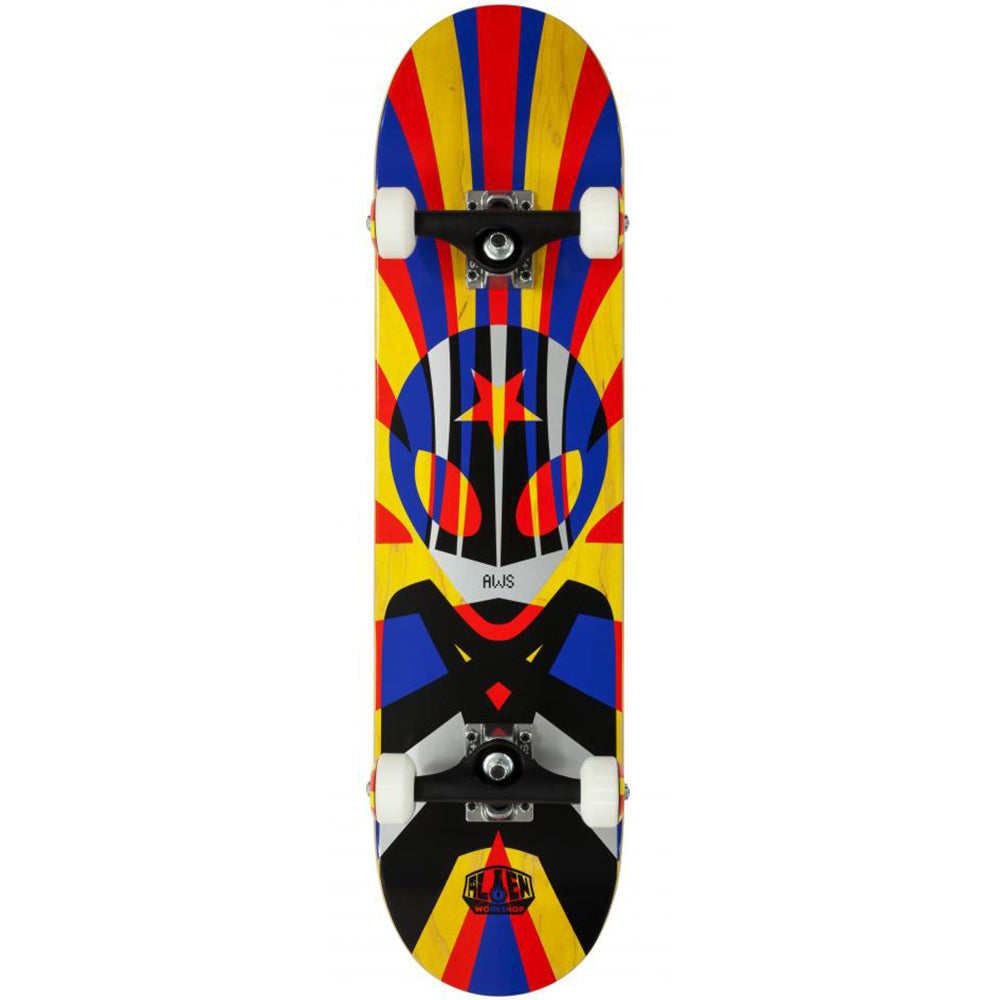 Alien Workshop Ultra complete skateboard 7.75