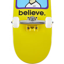 Load image into Gallery viewer, Alien Workshop Visitor complete skateboard yellow 7.75""