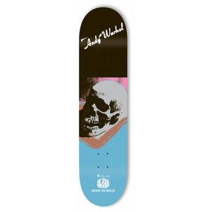 Alien Workshop Van Engelen Andy Warhol deck