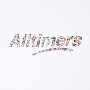 Alltimers Crowd T shirt white