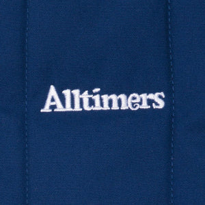 Alltimers Delivery Vest blue/red