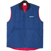 Load image into Gallery viewer, Alltimers Delivery Vest blue/red