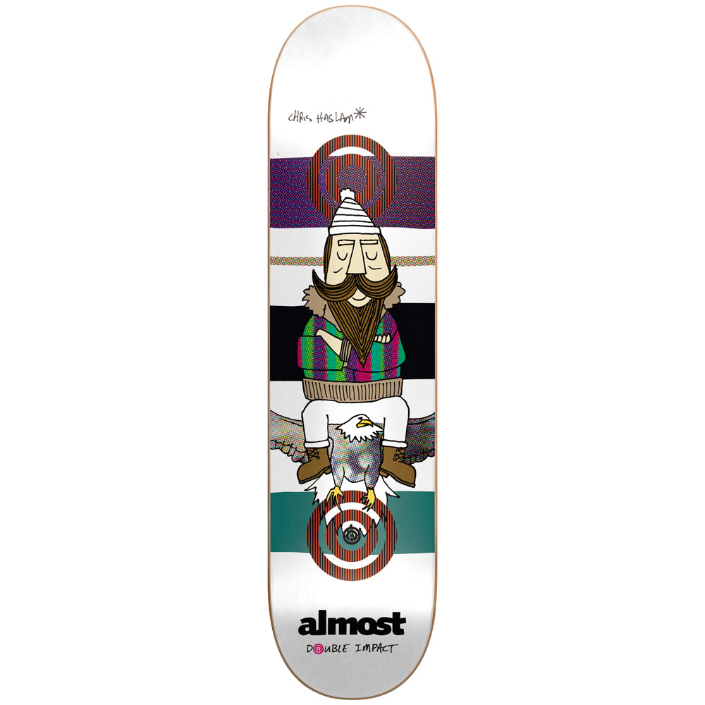 Almost Haslam Hitchhiker DI Dudes deck