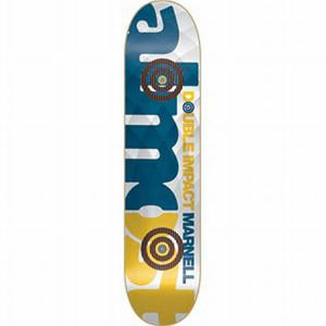 Almost Marnell Double Impact deck