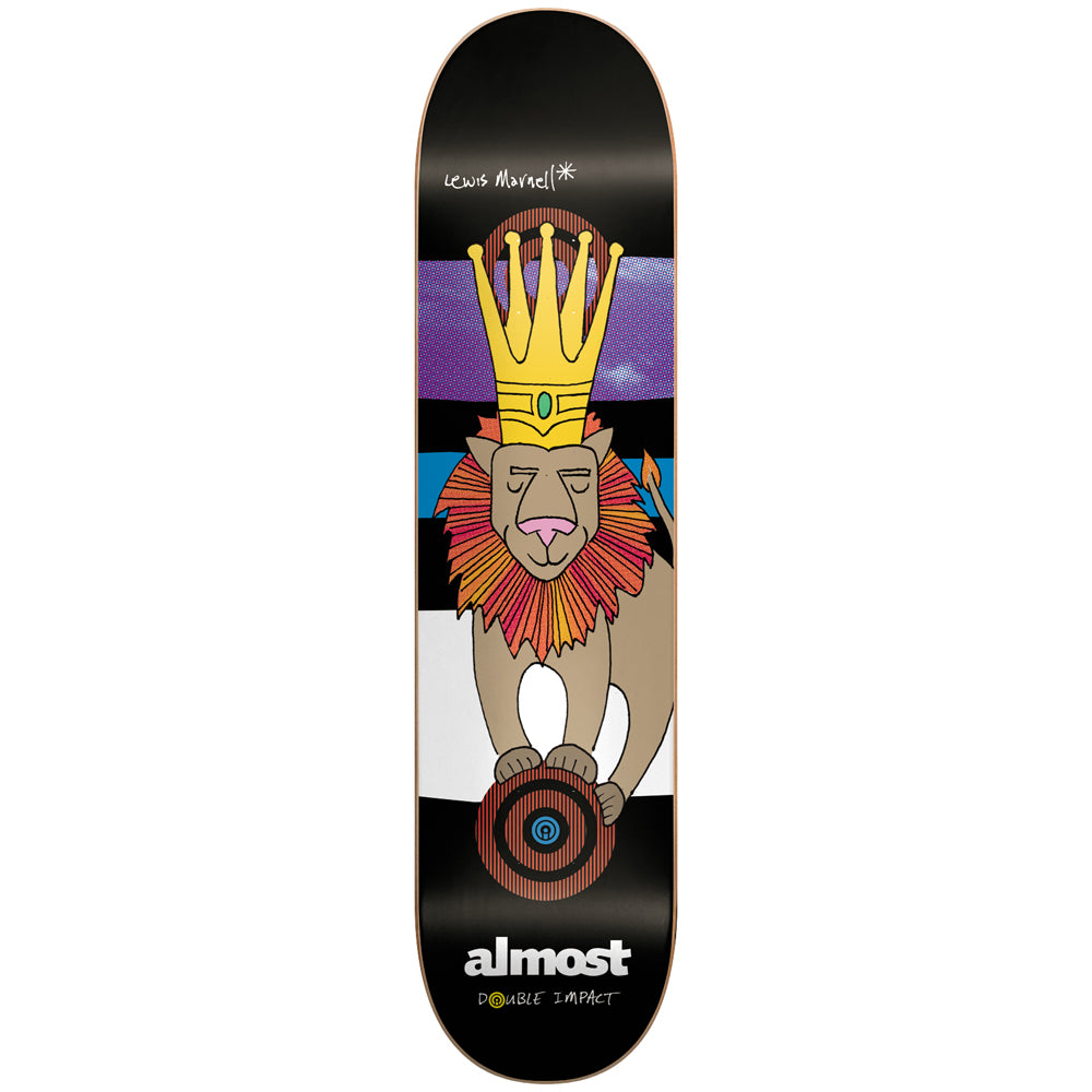 Almost Marnell Lion DI Dudes deck