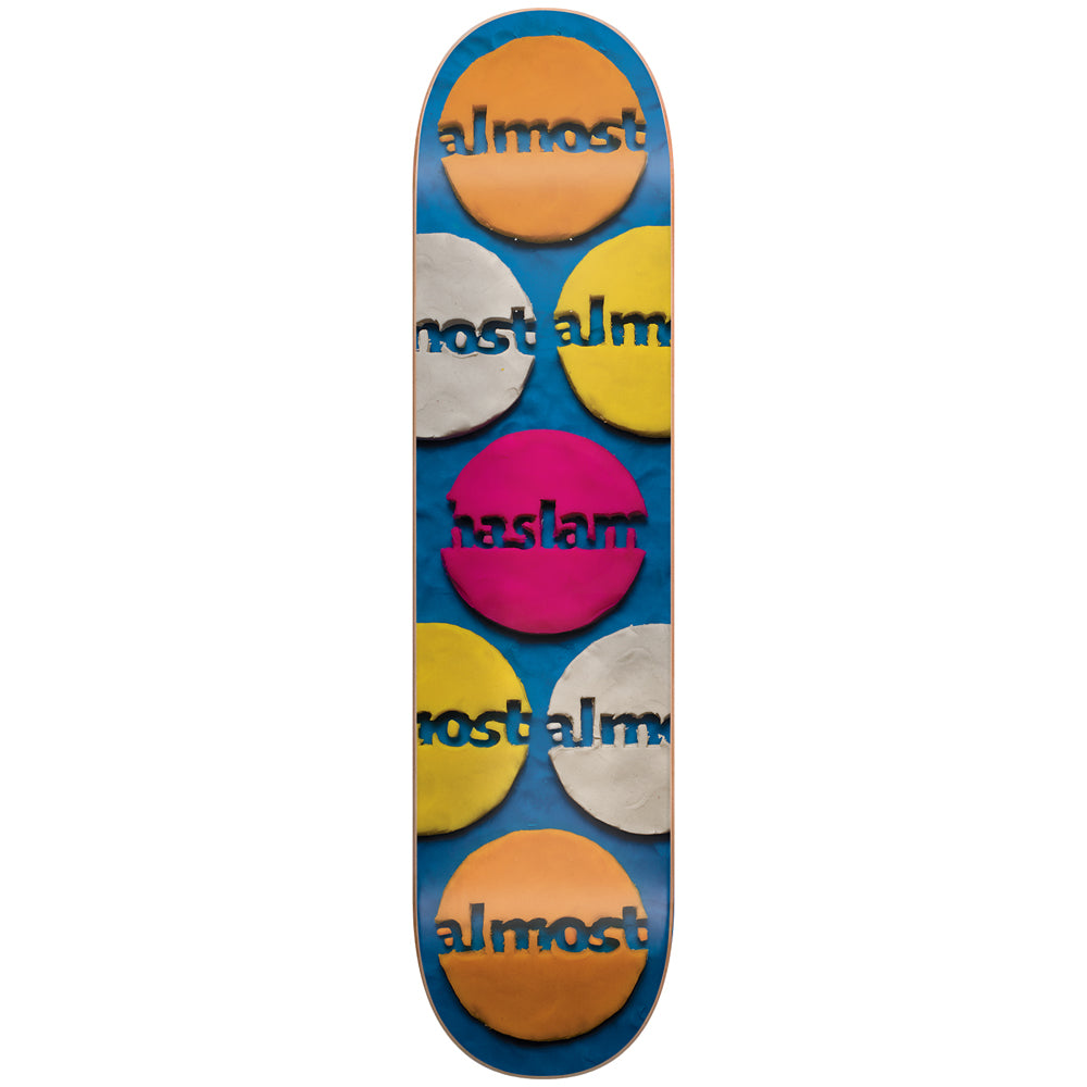 Almost Haslam Play Doh deck