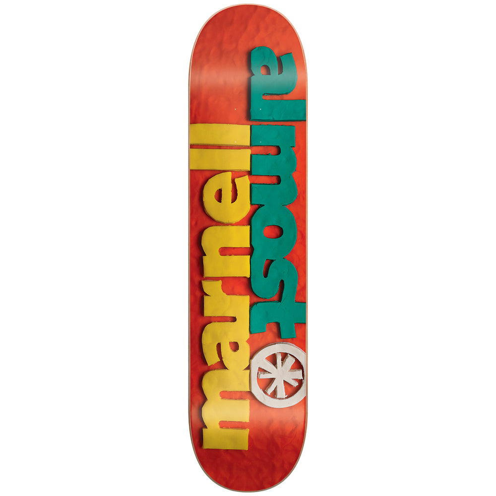 Almost Marnell Play Doh deck