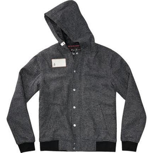 Altamont B. Herman Signature 3 charcoal heather jacket