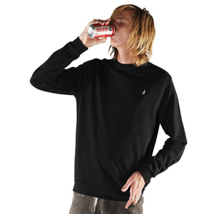 Altamont Basic black/white Crew