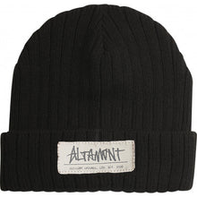 Load image into Gallery viewer, Altamont Condition Black Beanie