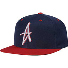 Load image into Gallery viewer, Altamont Decades navy/red cap