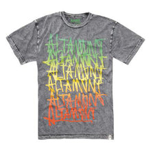 Load image into Gallery viewer, Altamont Electric Kool-Aid black T shirt