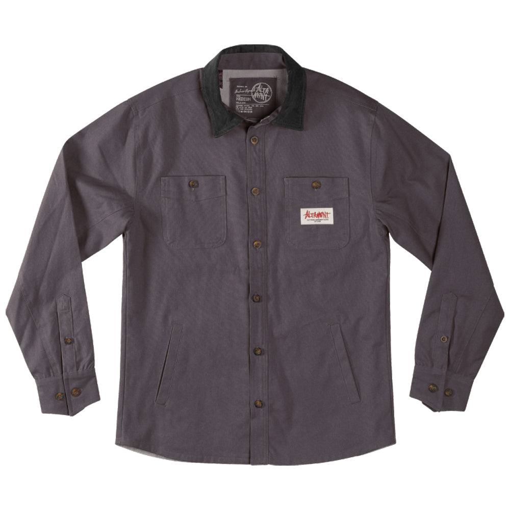 Altamont Flintlock dark grey jacket
