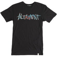 Load image into Gallery viewer, Altamont One Liner black T shirt