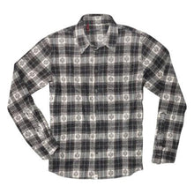 Load image into Gallery viewer, Altamont Shyster bone flannel shirt