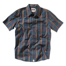 Load image into Gallery viewer, Altamont Numerous short sleeve navy shirt