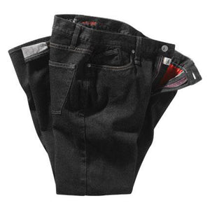 "Altamont Wilshire Basic dark black denim 30"" leg"