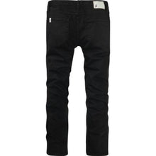 "Load image into Gallery viewer, Altamont Wilshire Basic overdye od black denim 32"" leg"