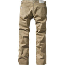"Load image into Gallery viewer, Altamont Herman Wilshire khaki denim 30"" leg"