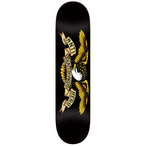 Antihero Classic Eagle black deck 8.12""