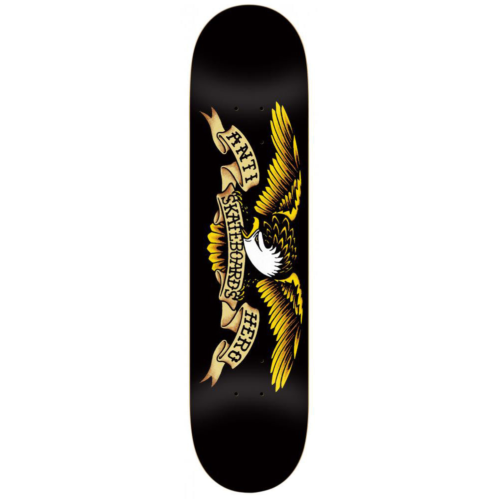 Antihero Classic Eagle black deck 8.12