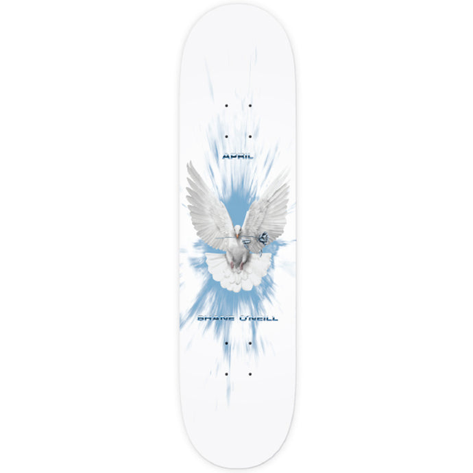 April Shane O'Neill Dove deck 8